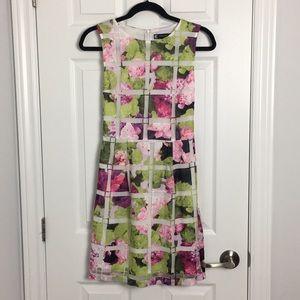 Short floral dress - Size S